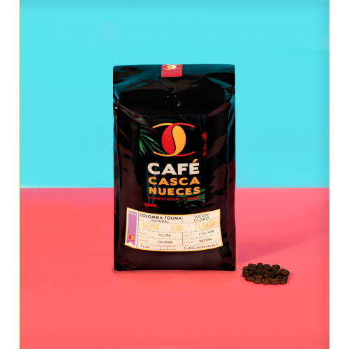 Café Colombia natural 1Kg